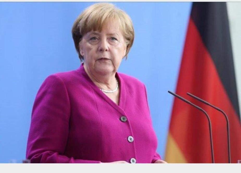 اسرائیل کی سلامتی ہر جرمن حکومت کیلئے اولین ترجیح رہے گی، انجیلا میرکل
