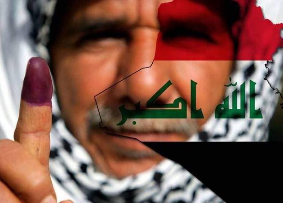 عراق کے پارلیمانی انتخابات میں ٹرن آؤٹ 41 فیصد رہا