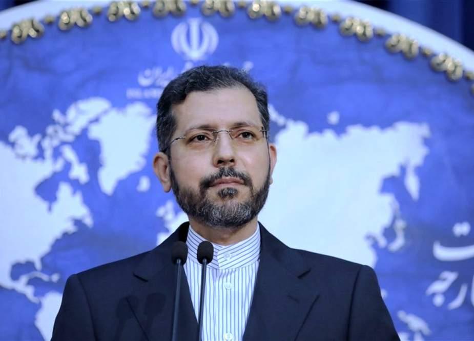 طهران: العراق شهد عملية سياسية ديمقراطية يوم أمس
