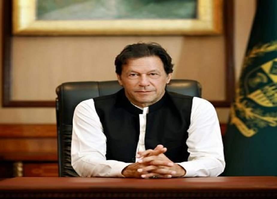 داعش سے چھٹکارا پانے کیلئے طالبان واحد اور بہترین آپشن ہیں، عمران خان