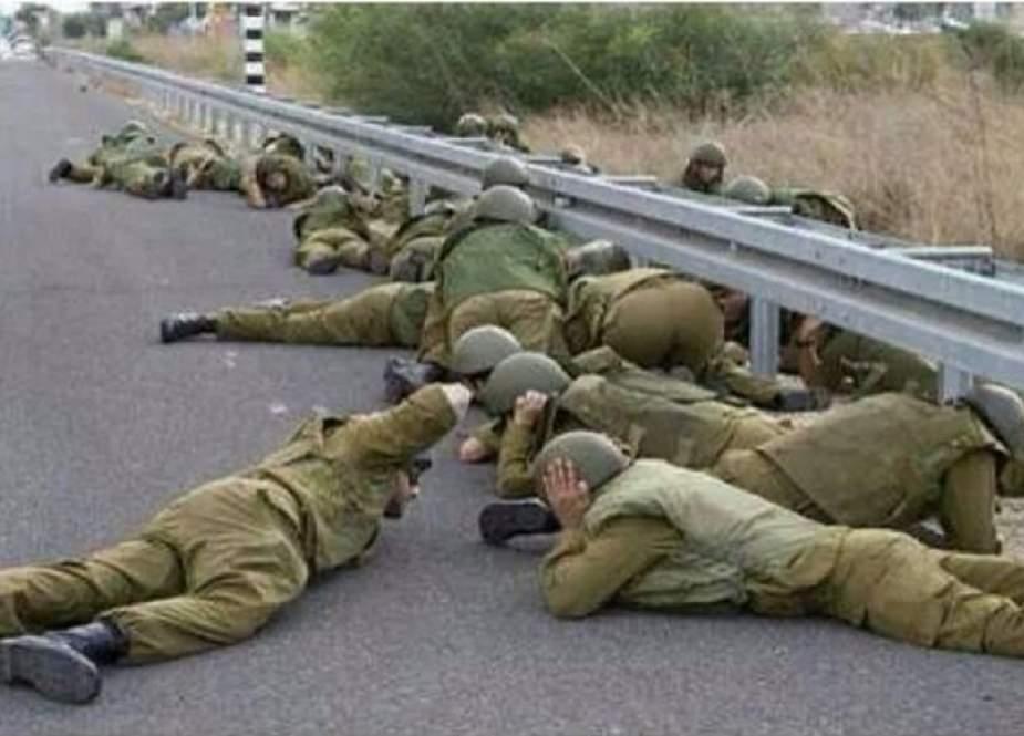 الكيان الاسرائيلي يؤكد ارتفاع عدد العمليات ضده في الضفة الغربية