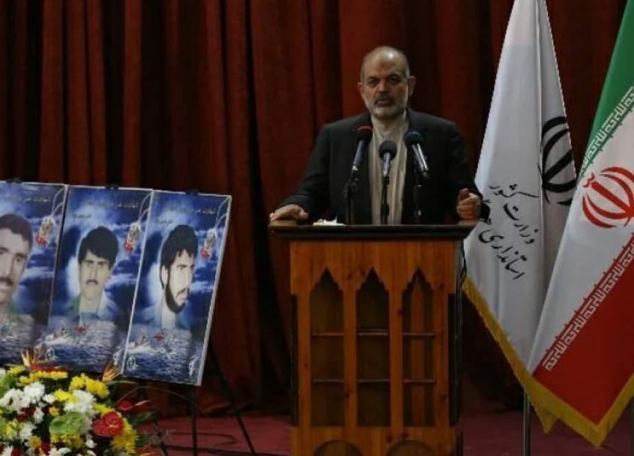 وزير داخلية ايران: نمد أيدينا للتعاون مع الدول الإسلامية