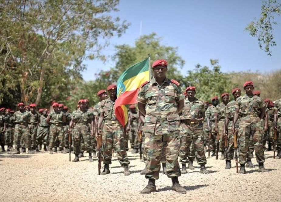 الجيش الإثيوبي يبدأ هجوما بريا ضد قوات تيغراي