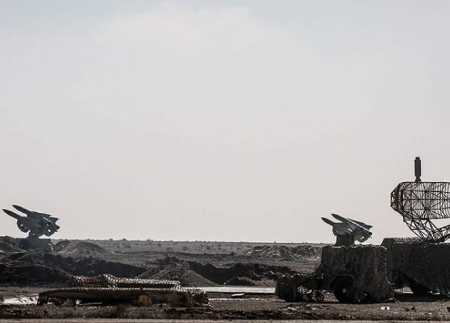 إيران..الجيش وحرس الثورة يطلقان غداً مناورة مشتركة