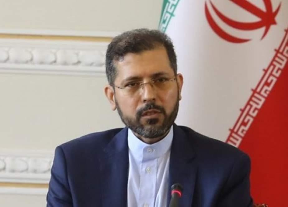 ايران تهنئ بنجاح الانتخابات النيابية في العراق
