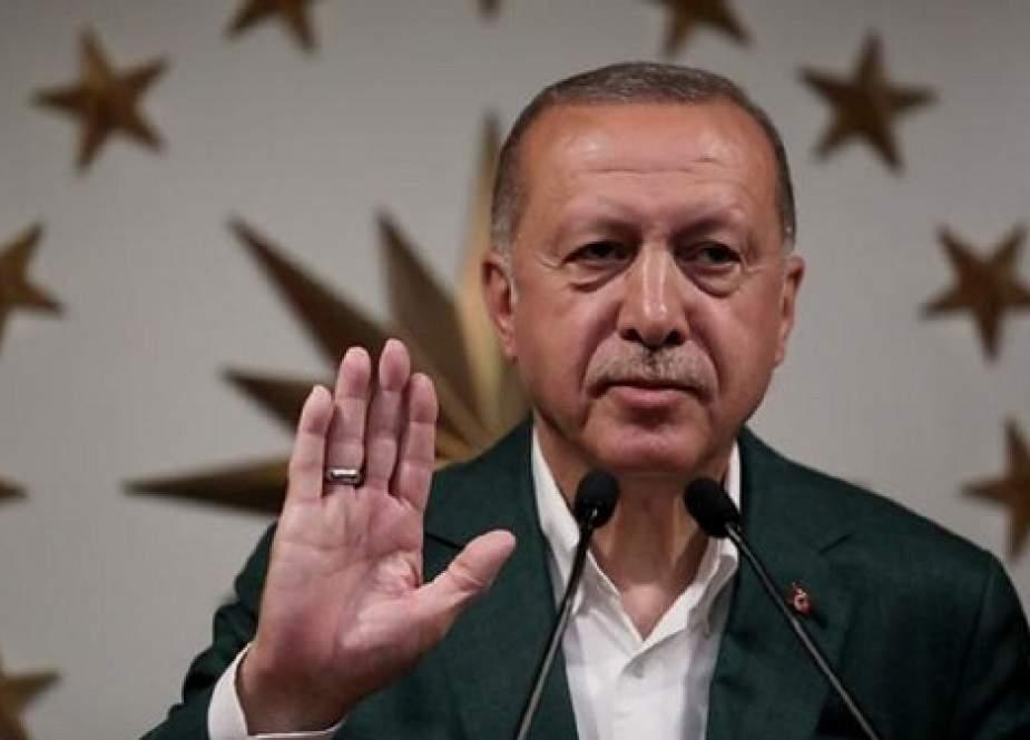 Erdogan Sebut Turki