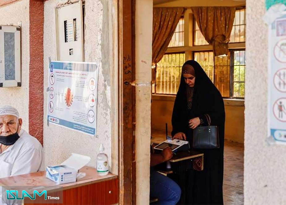 Iraqi Election Turnout Reached 41% - Electoral Commission