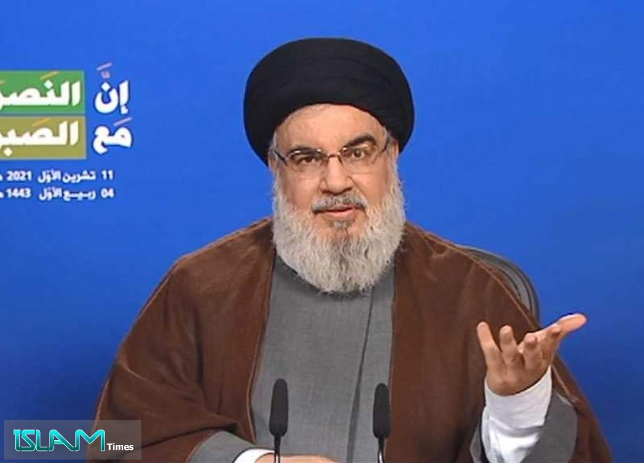 Sayyed Nasrallah Urges Duly Parliamentary Elections, Promises More Diesel Will be Brought for Winter Season