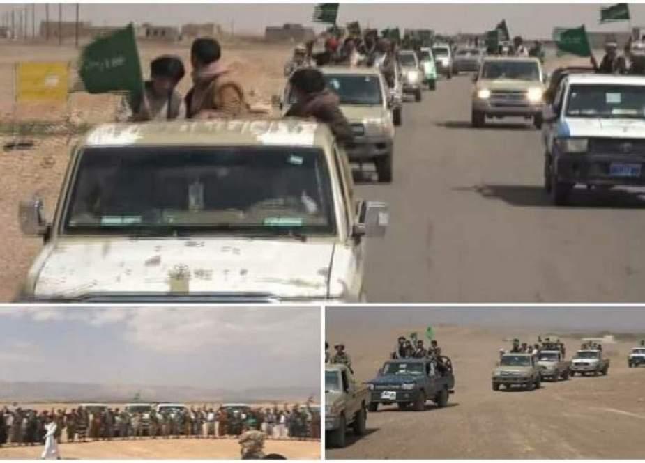 مأرب: قبائل الجدعان والأشراف تؤكد ترحيبها بمبادرة السيد الحوثي