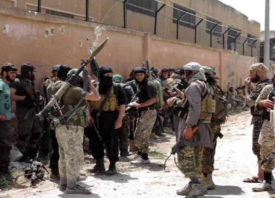 الدفاع الروسية: تسعة اعتداءات نفذها إرهابيو ''النصرة'' في إدلب