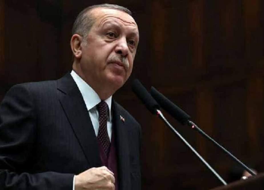 أردوغان يهدد ''قسد'': صبرنا نفد