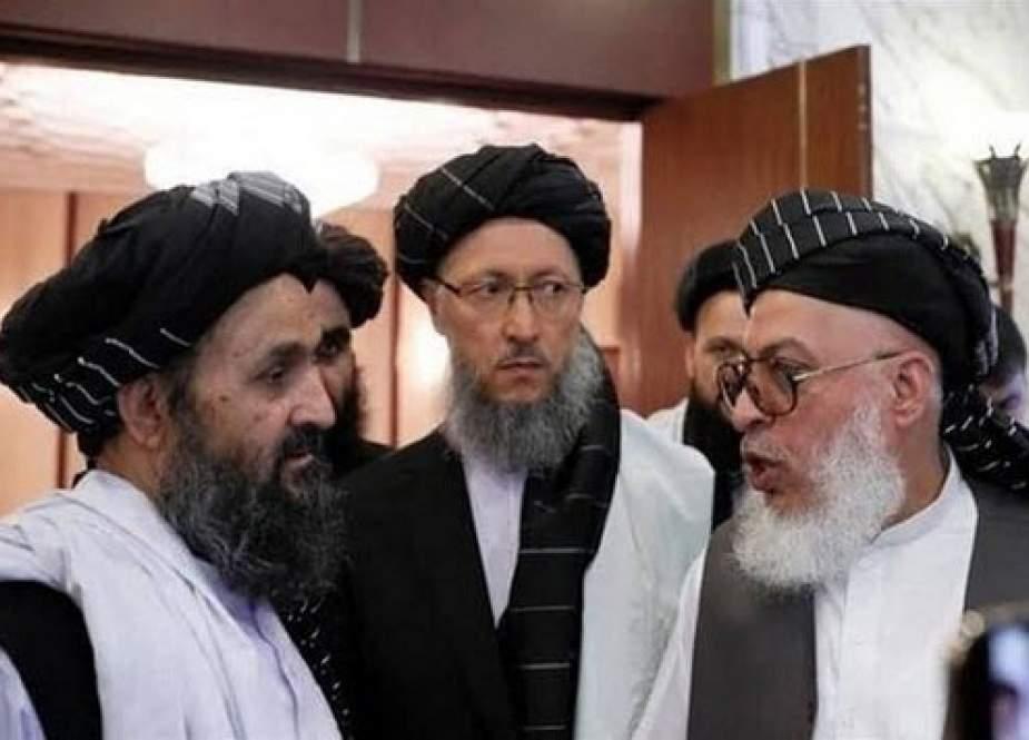 تحریم طالبان باعث قدرت یابی داعش در افغانستان می شود