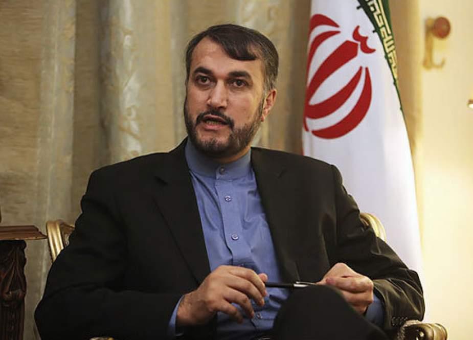 Amir Abdollahian Serukan Kerja Sama dengan Yordania, Sebut Bela Al-Quds adalah Tanggung Jawab