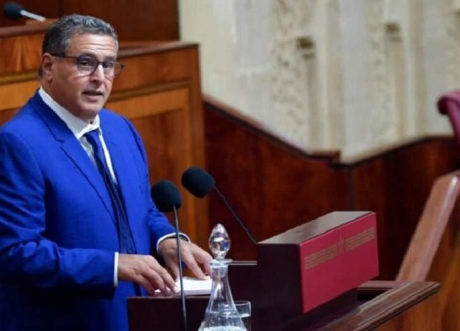 بماذا تعهد اخنوش أمام البرلمان المغربي؟