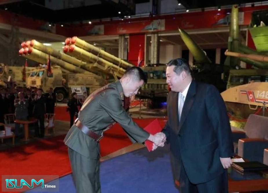 North Korean Leader Says US, South Korea Threaten Peace