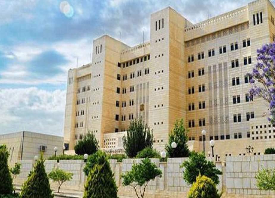 Damaskus Mengecam Keputusan Uni Eropa untuk Memperpanjang Tindakan Sepihak di Pusat Penelitian Suriah