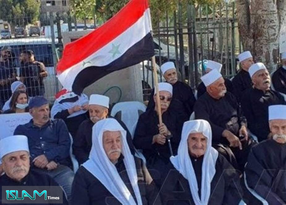 Syrians in Golan Reject Israeli Settlement Measures in Occupied Territory