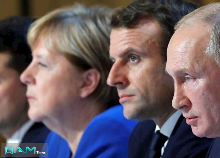France, Germany, Ukraine, Russia Agree on FM-Level Meeting: Germany
