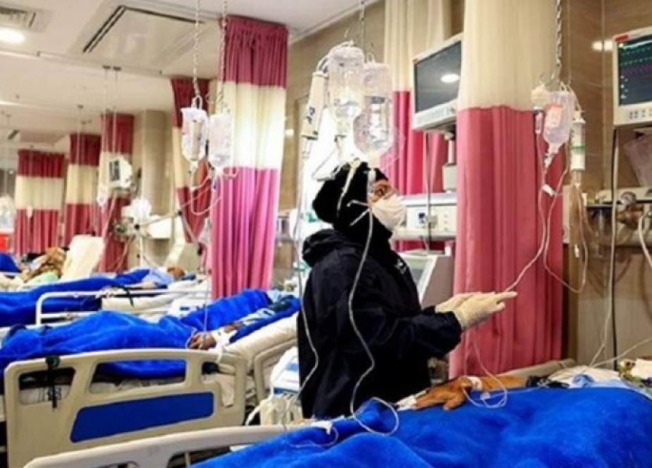 الصحة الايرانية: تسجيل 13391 إصابة جديدة بكورونا خلال 24 ساعة