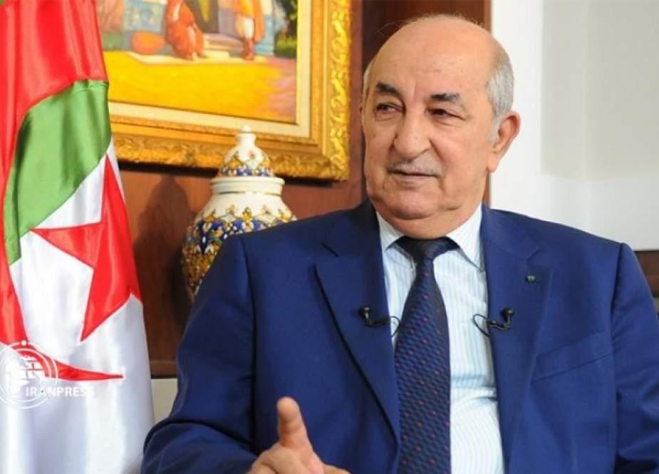 الرئيس الجزائري ينهي مهام سفير بلاده في المغرب