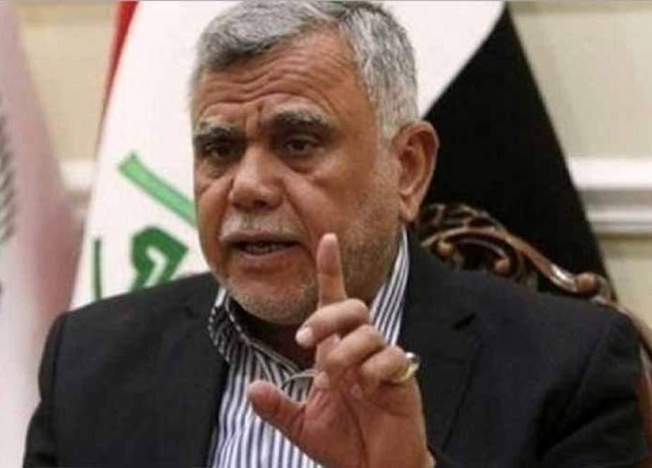 """بعد """"الإطار التنسيقي"""".. العامري يرفض نتائج الانتخابات العراقية"""