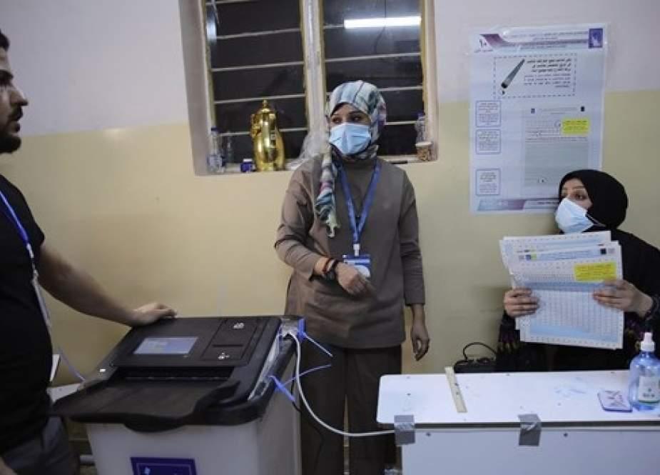 ردود الأفعال على النتائج الأولية للانتخابات العراقية