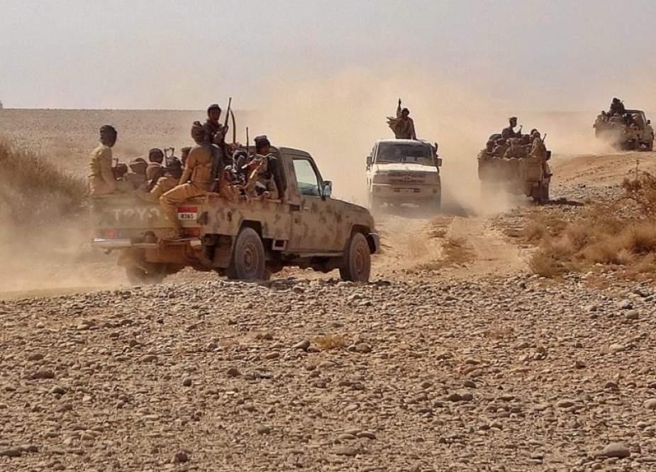 Pasukan Yaman Membuat Kemajuan Pesat Di Marib Di Tengah Bentrokan Dengan Tentara Bayaran Saudi