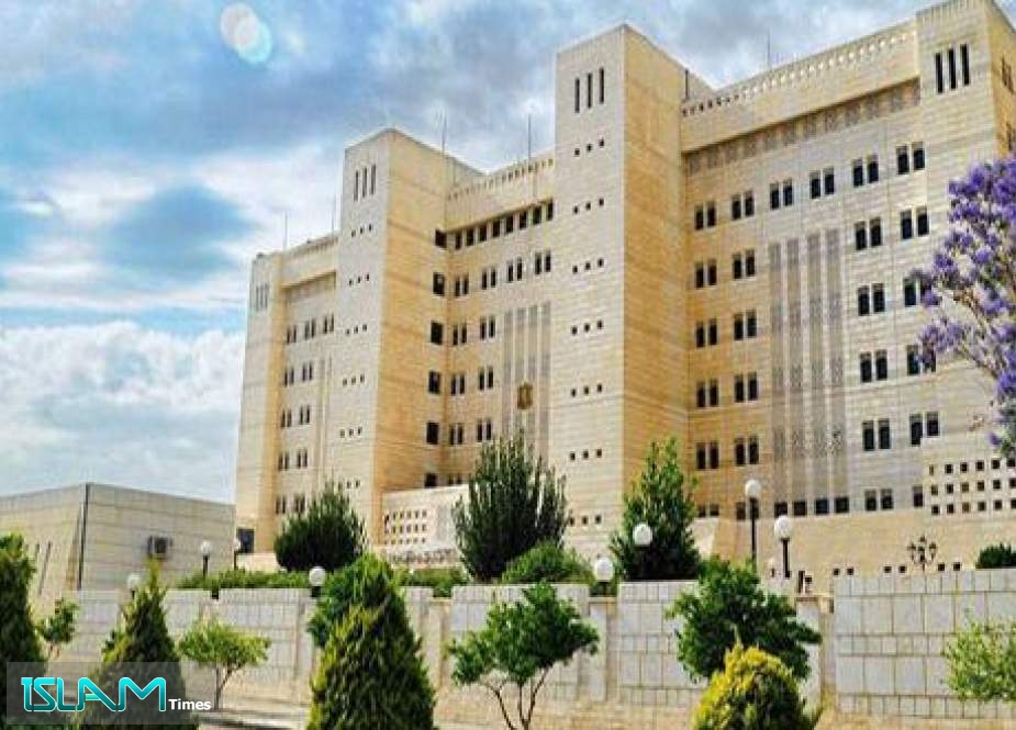 Damascus Denounces EU Decision to Extend Unilateral Measures on Syrian Research Center