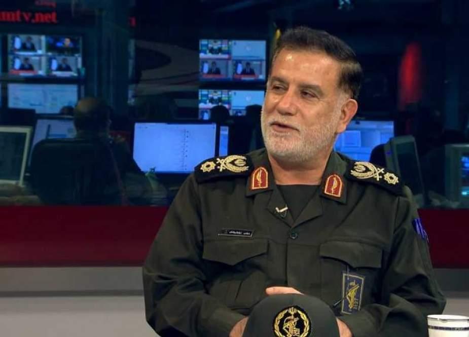 """Jenderal IRG: """"Israel"""" Berupaya Menunda Kejatuhannya"""