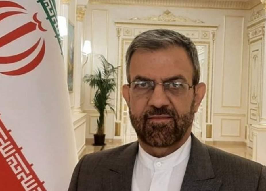 الخارجية الإيرانية: طهران ترفض أي تحالف مع الآخرين لتسوية الخلافات الاقليمية