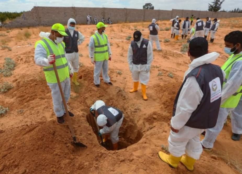 تنديد أممي بمقتل مهاجرين على يد قوى أمنيّة في ليبيا