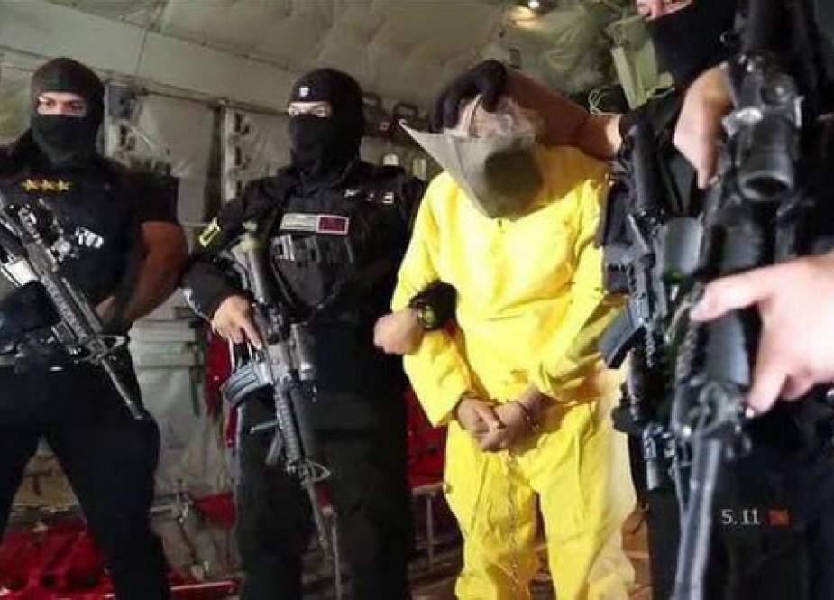دستگیری فرد شماره 2 داعش و الزامات تقویت کمربند امنیتی بغداد - دمشق
