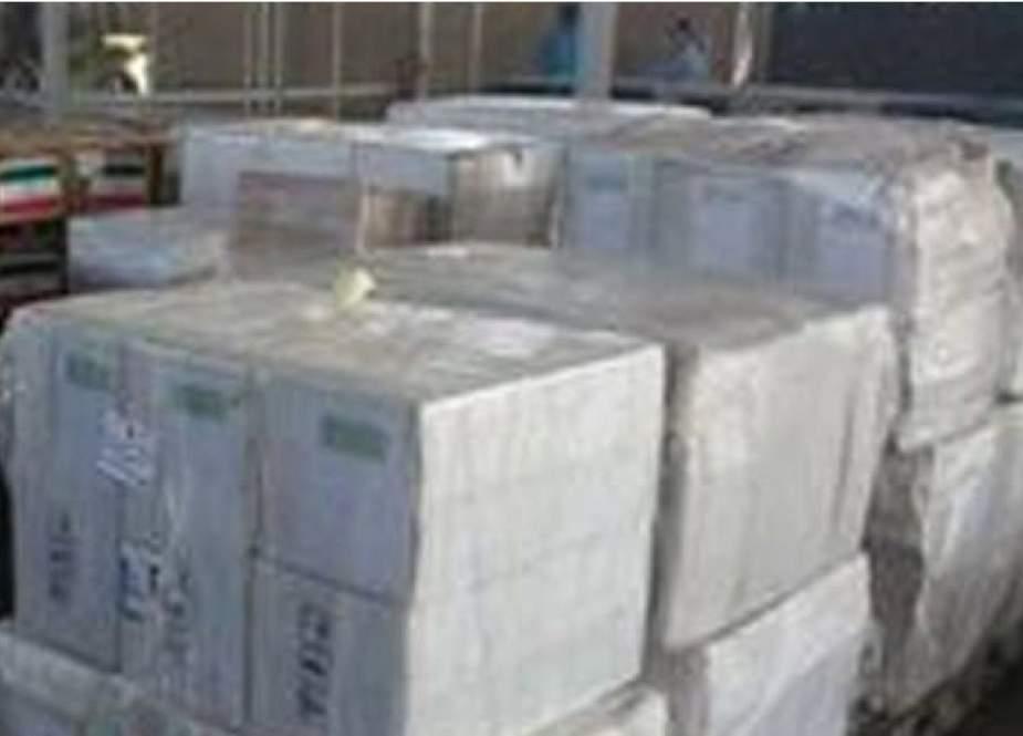 گسیل هواپیمای حاوی کمکهای انساندوستانه ایران به قندوز افغانستان
