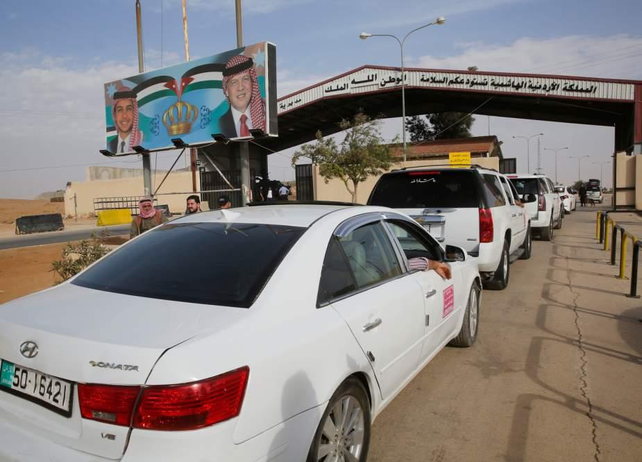 الأردن بوابة سوريا لكسر العزلة