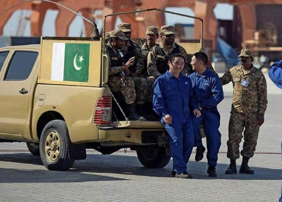 محکمہ داخلہ میں اہم اجلاس، چینی باشندوں کی سکیورٹی کا جائزہ لیا گیا