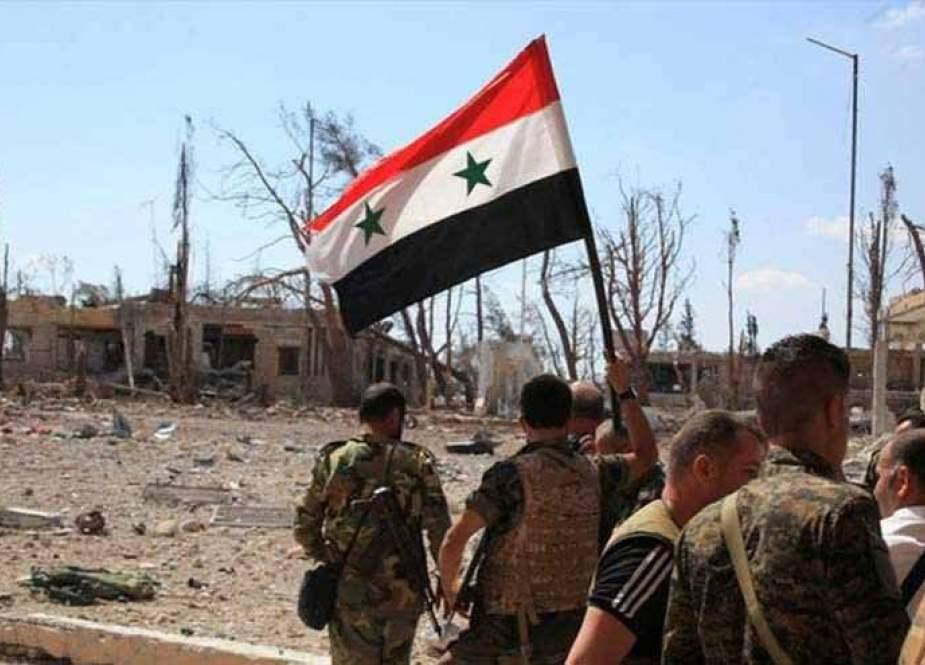 سوريا.. بدء تمشيط بلدة صيدا ومحيطها بريف درعا الشرقي