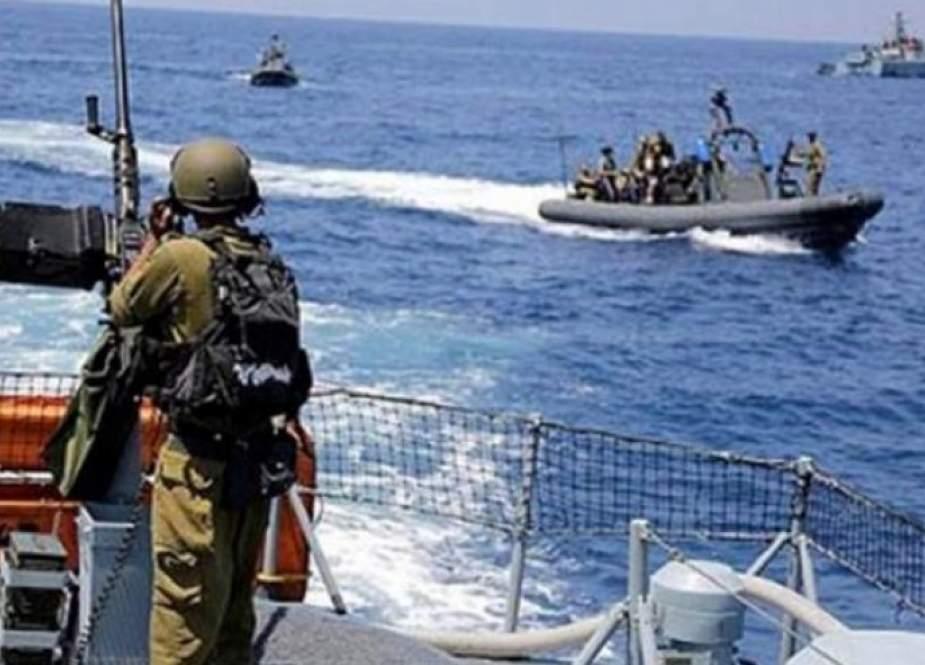 تسجيل 5 خروقات بحرية صهيونية للمياه الإقليمية اللبنانية