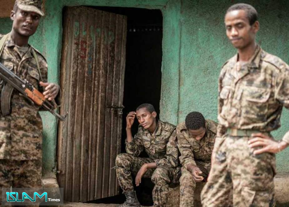 Ethiopia Fighting Escalates In North amid New Army Offensive