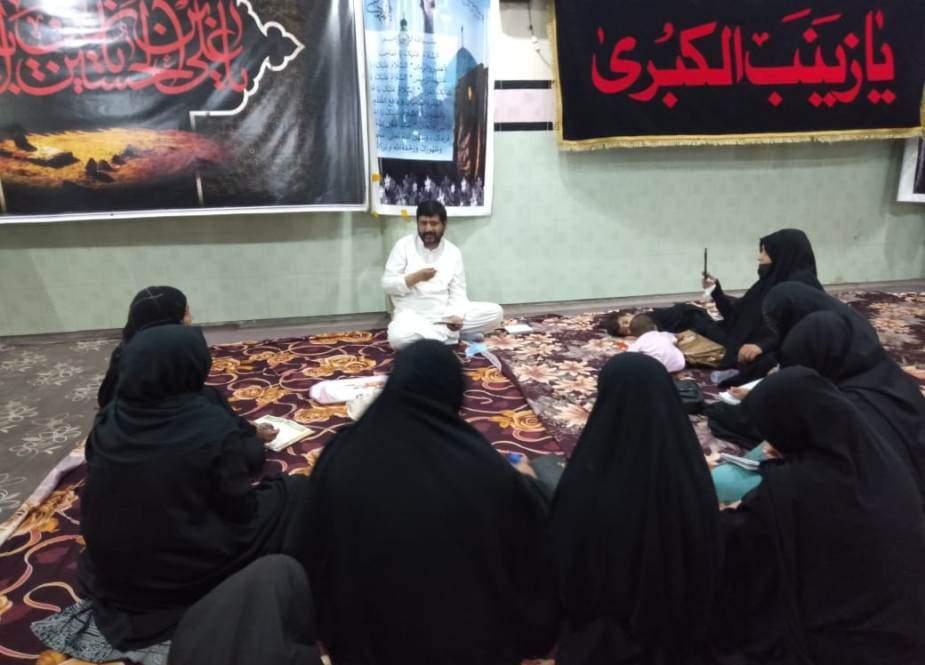 یوسفِ زہراء (طالبات) کا سالانہ کنونشن