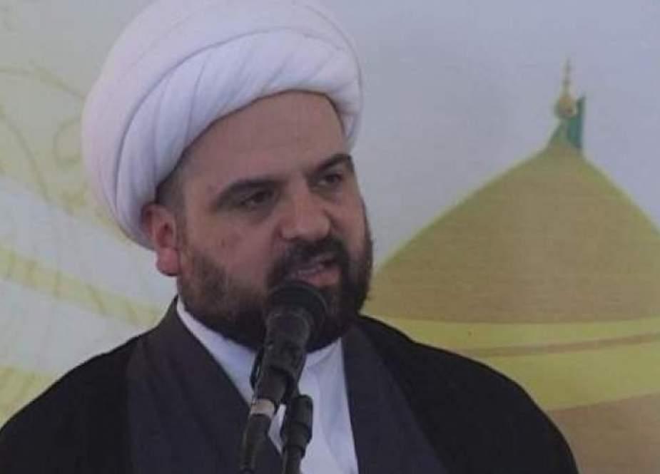 الشيخ قبلان يطالب بإقالة البيطار