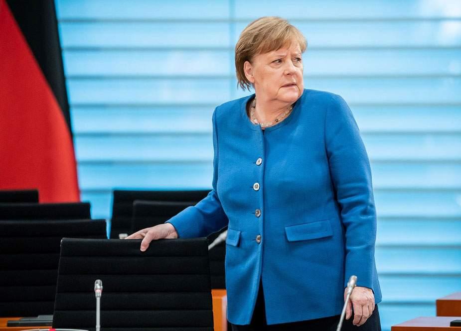 Merkel: Taliban hökumətinin tanınması hələ gündəmdə deyil