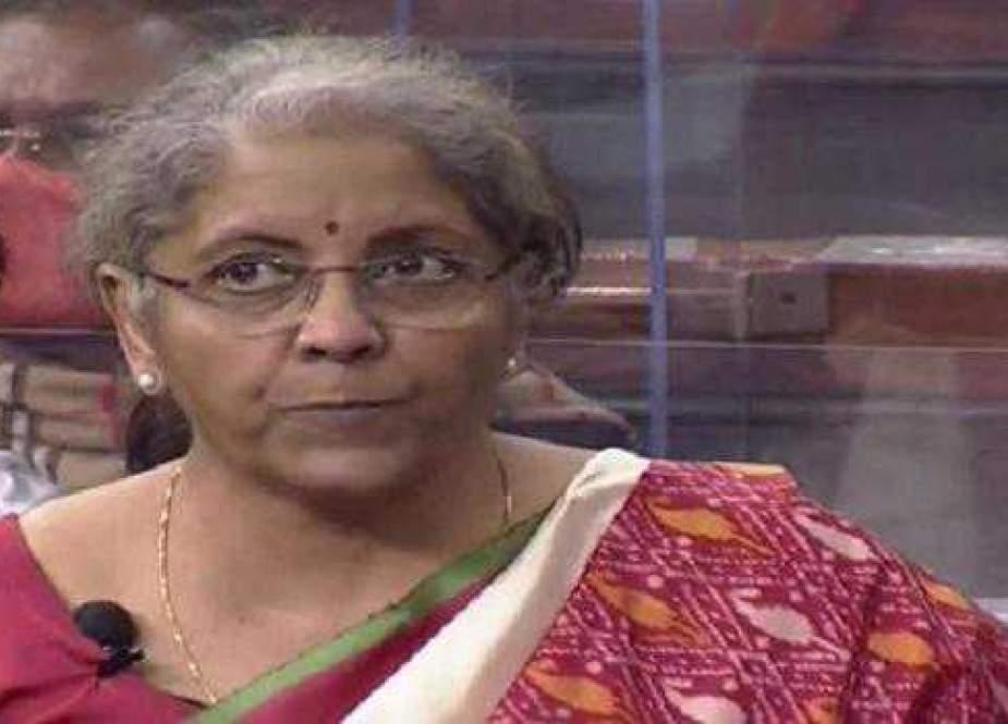 بھارت دنیا میں سب سے تیزی سے بڑھتی ہوئی معیشت ہوگی، سیتا رمن