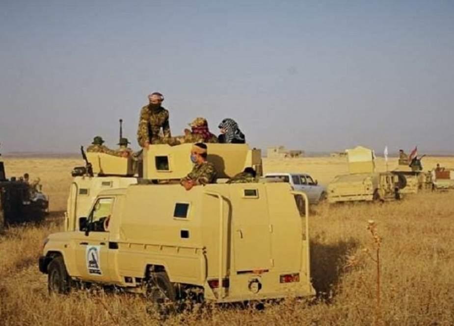 العراق يعلن إتمام التحصين الكامل للشريط الحدودي مع سوريا
