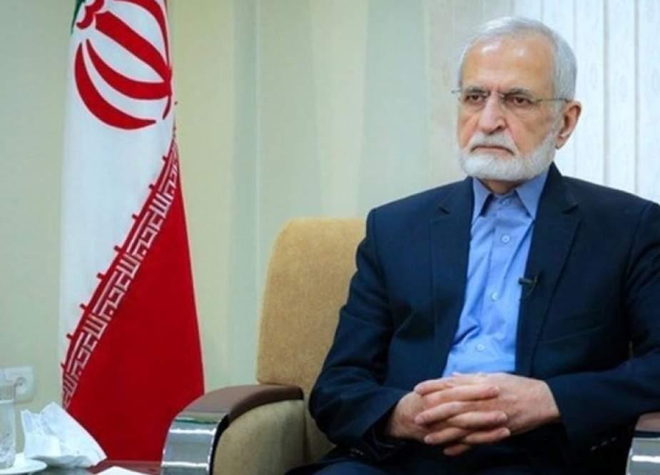 كمال خرازي: نرصد سياسات وسلوك طالبان بدقة وعن كثب