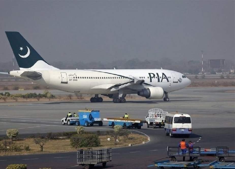 طالبان حکومت کا غیرذمہ دارانہ رویہ، پی آئی اے  کا فلائٹ آپریشن بند کرنے پر غور