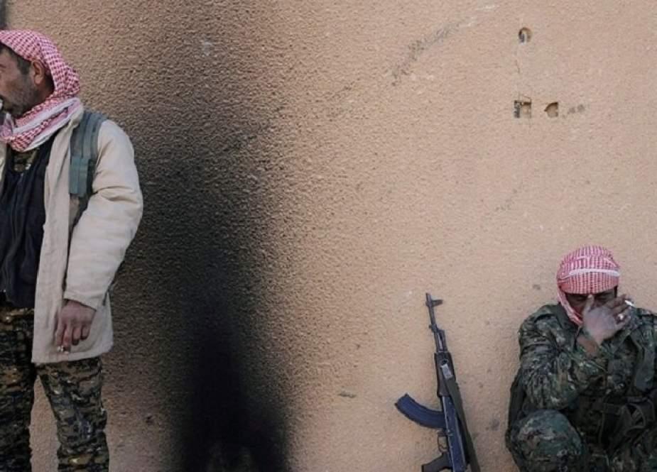 مقتل وإصابة مسلحين من ميليشيا قسد في ريف الحسكة