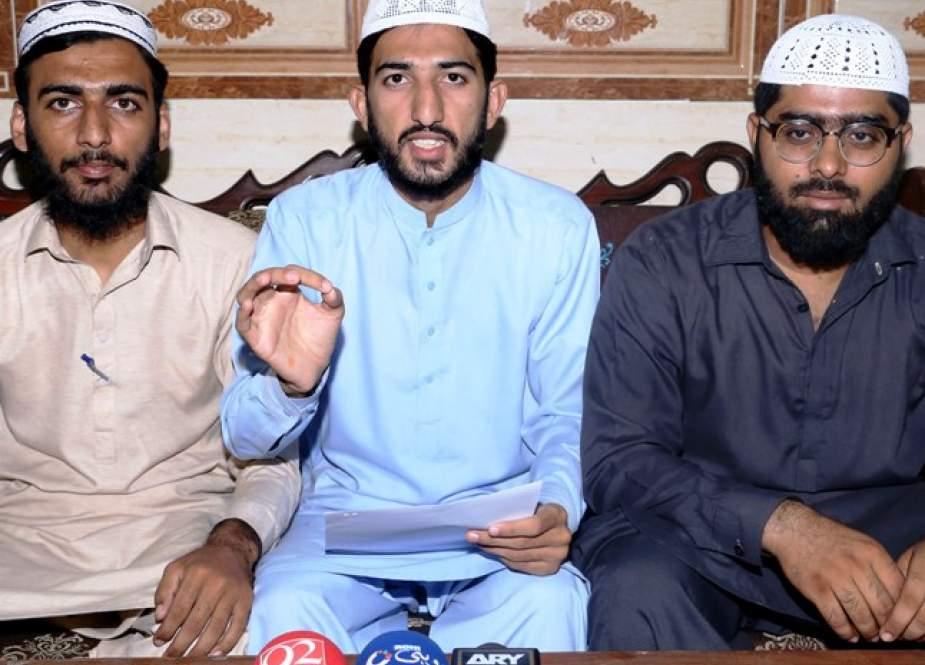 وقف ایکٹ میں بیان کردہ مدارس کے حوالے سے پالیسی کو واپس لیا جائے، حافظ صفی اللہ