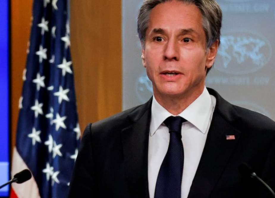 بلينكن: أمريكا ستمضي قدما في خطتها لفتح قنصلية في القدس