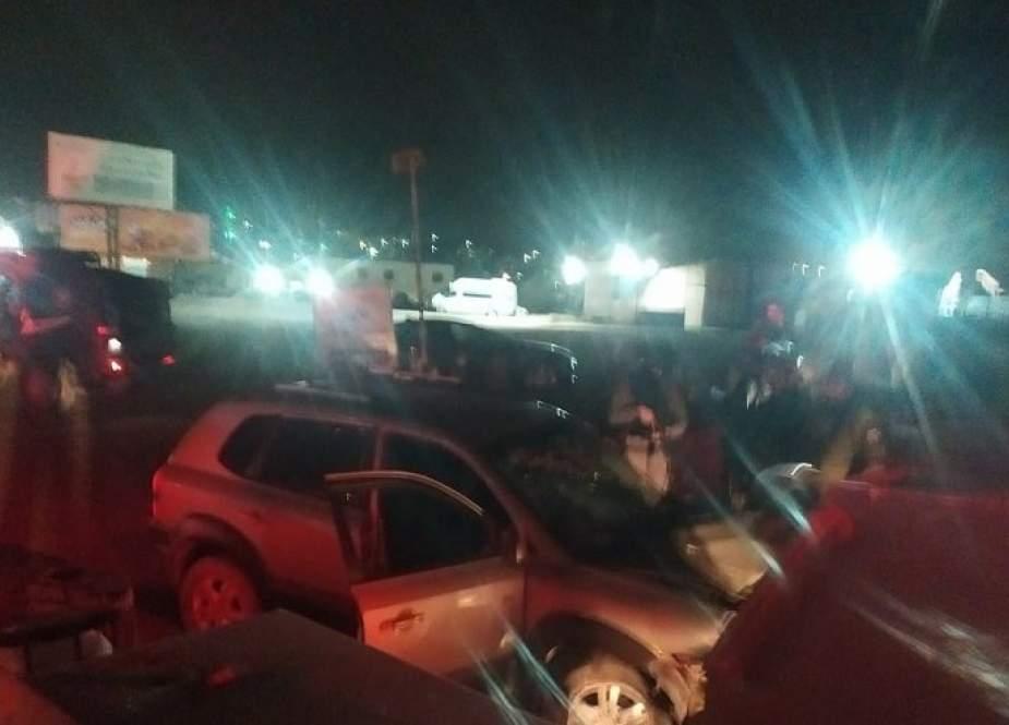 قوات الاحتلال تطلق النار على فلسطيني عند حاجز قلنديا