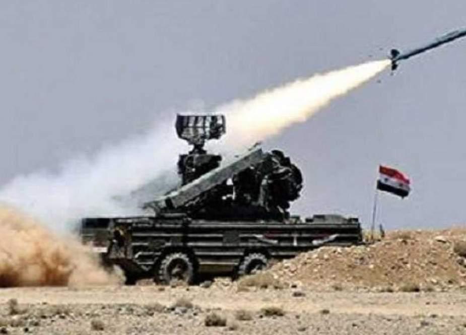 Ruang Operasi Komando Sekutu Suriah Bersumpah Tanggapan Keras Setelah Serangan
